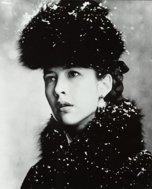 Žene kao večita inspiracija umetnika Anna-karenina-sophie-marceau-photo