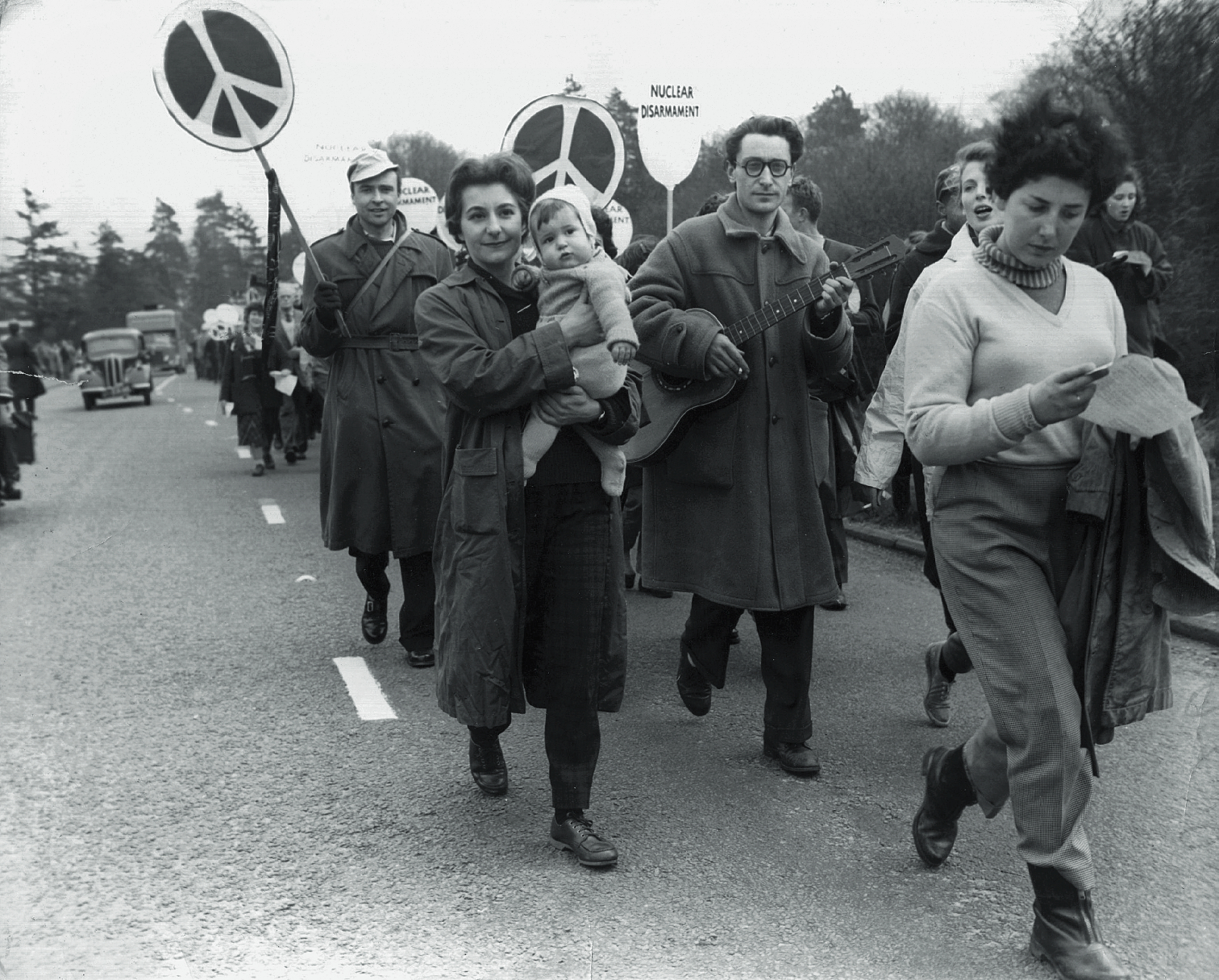 Peace March in Doris Lessing's The Four-Gated City ...March For Peace