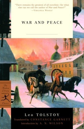 a review of the novel war and peace As you may have noticed, my book reviews have been less frequent as of late the last three months i've been doing some hardcore reading today, i'm.