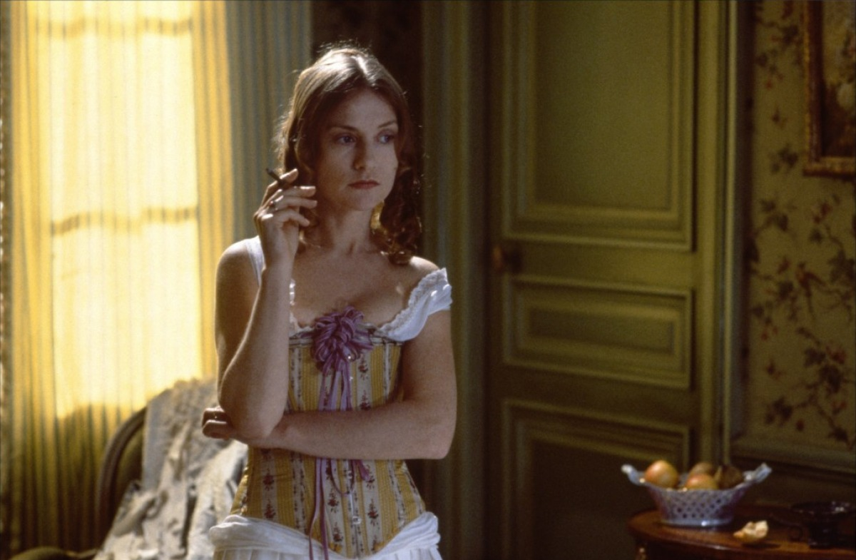 madame bovary and cats frisbee a book journal isabell huppert as ldquomadame bovaryrdquo